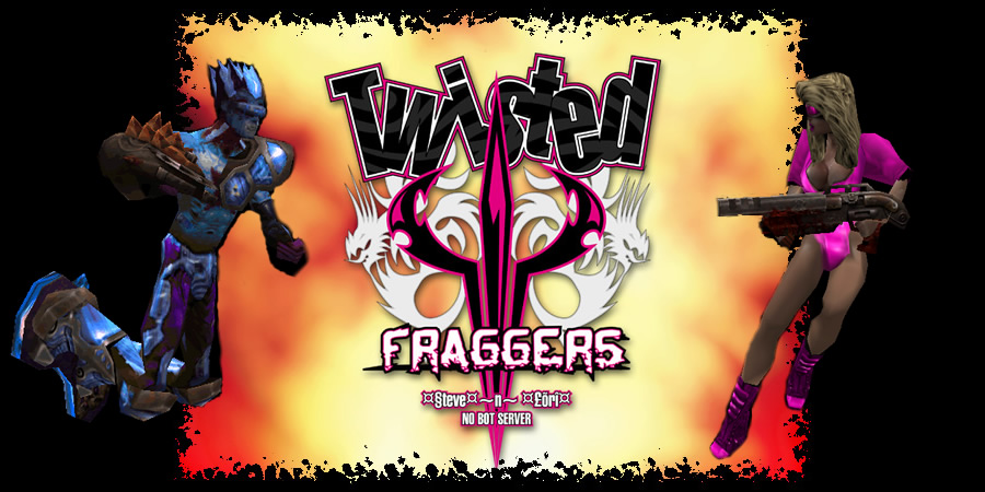Twisted Fraggers
